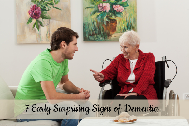 7 Early Surprising Signs of Dementia